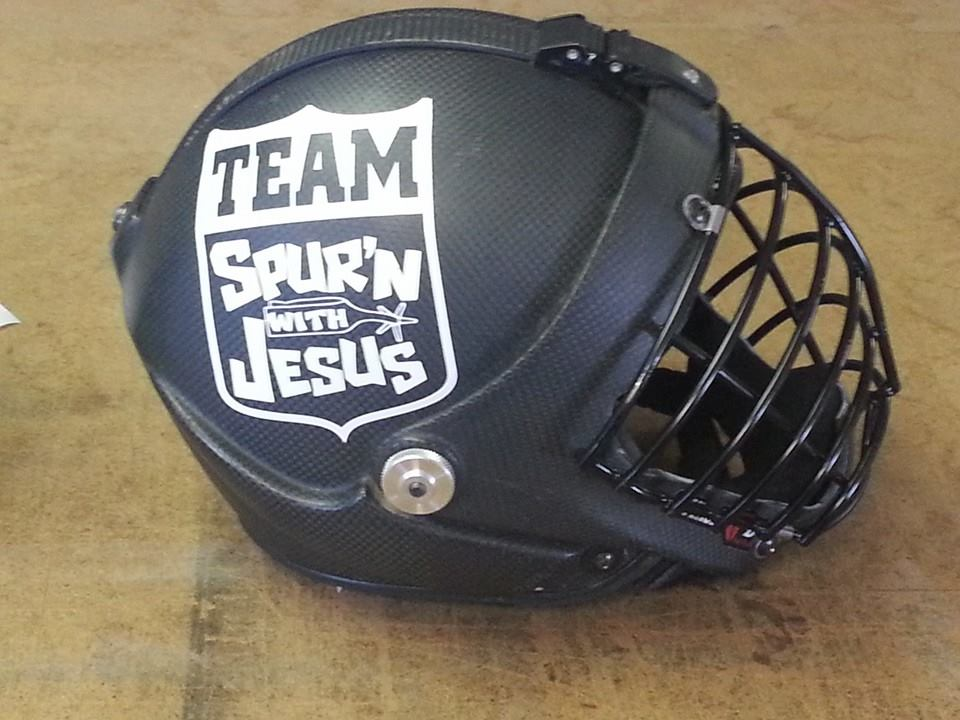swj helmet sticker